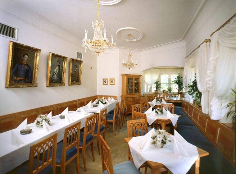 Barockzimmer der Immobilie in Winhöring